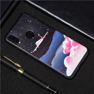 Phone Case For Xiaomi Redmi Note7 Case Soft Silicone TPU Cute Cat Painted Back Cover For Xiaomi Redmi Note7 Case For Redmi Note7 (28)