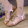 Fashion Women Sandals Brand Women Shoes Summer Flats Gladiator Sandals Beach Ladies Shoes Classic casual Style Ladies Sandals