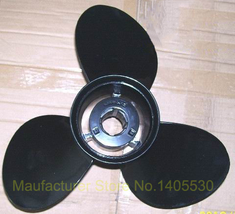 Quality marine outboard motor part propeller 22 inches for for Mercury boat motor props