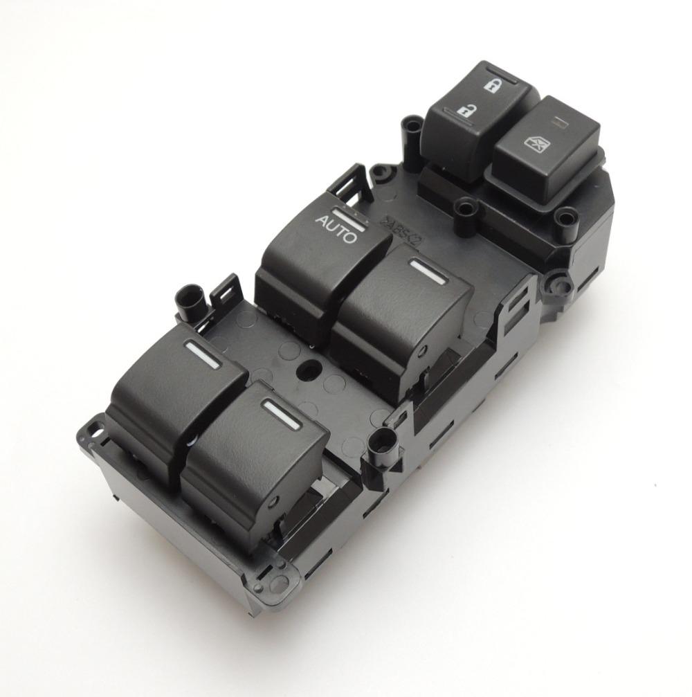 Prix pour KEMiMOTO Pour Honda Power Master-Vitre électrique Avant Gauche pour Honda Accord 2008 2009 2010 2011 35750TB0H01