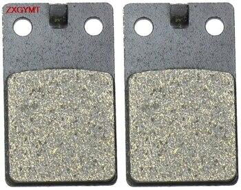 Półmetaliczny zestaw klocków hamulcowych do TOMOS CTX 80 CTX80 1989 Front 89