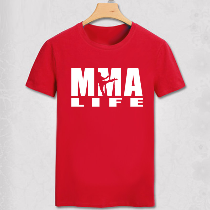 Free shopping mens t shirts fashion print muhammad ali for Mens shirts online shopping