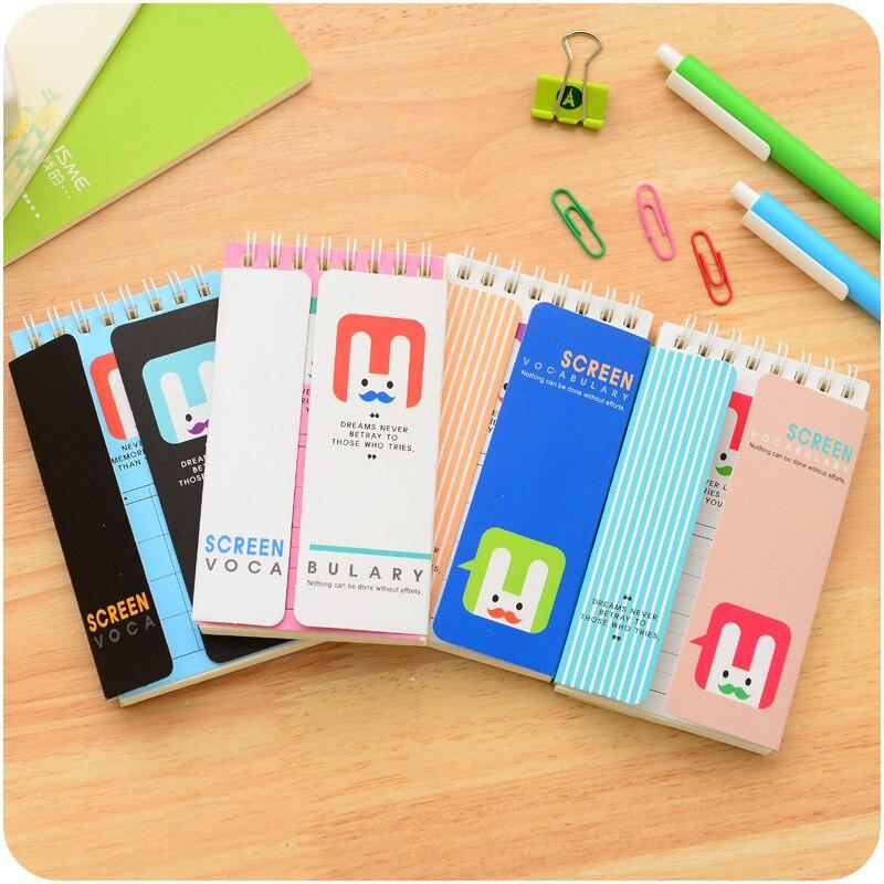Cadernos venda quente de memória memória Cover Material : Paper