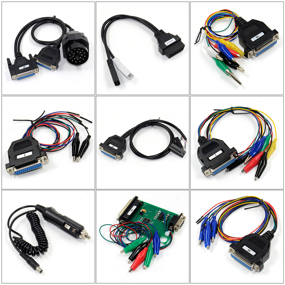 Image 4 - Professional Tacho Pro 2008 July PLUS Universal Dash Programmer UNLOCK Tacho Pro Universal Odometer Programmer-in Car Diagnostic Cables & Connectors from Automobiles & Motorcycles on