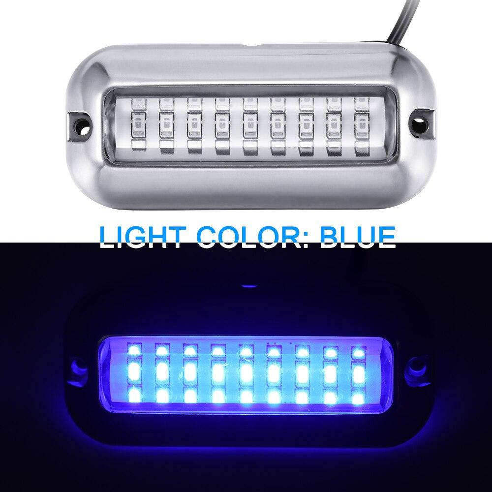 2 Large BBT Waterproof 12 volt White LED Landscape Courtesy Lights