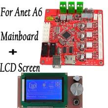 Anet A6 font b 3d b font font b printers b font Mainboard V1 0 with