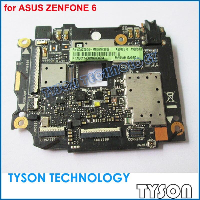 imágenes para Mainboard para asus zenfone 6 z6 motherboard envío libre