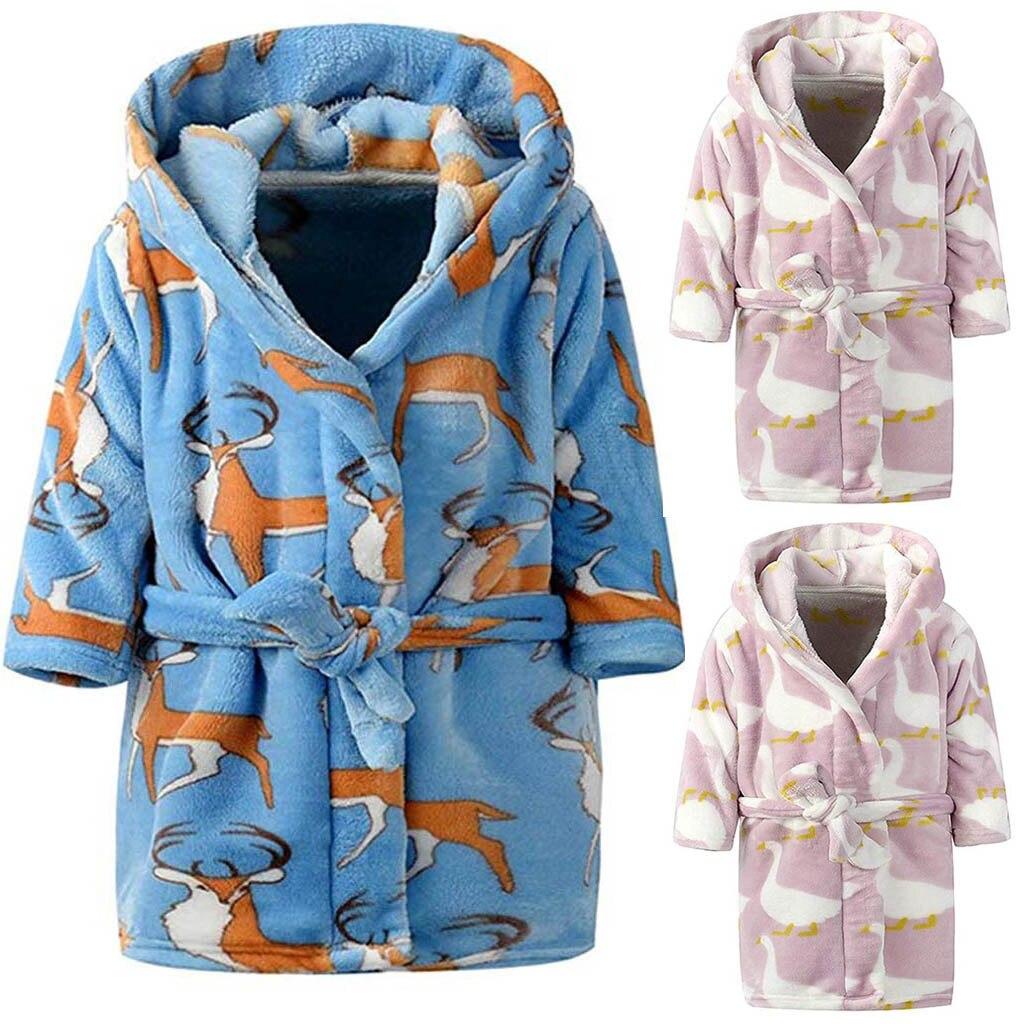 Boys Dressing Gown Pyjamas Star Wars Chewbacca Kids Brown Warm Soft Pj/'s UK 7-12
