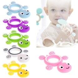 27 farben Sicherheit Schildkröte Baby Kinder Food Grade Silikon Schnuller Beißring Zahnen Schildkröte Kautable Schnuller