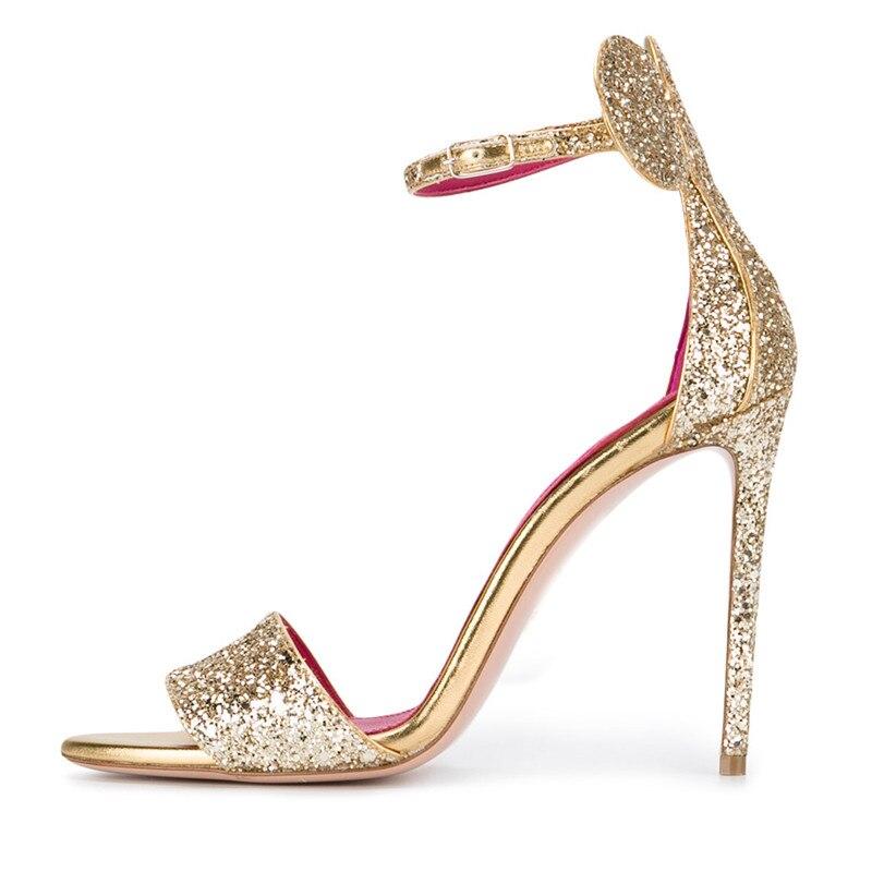 comprar onlymaker zapatos mujer bling tacones de novia con brillo