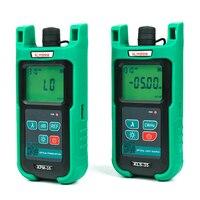 Fiber Optic power meter KPM 35 + Fiber Optical Light Source KLS 35 Multimode 850/1300nm Combine used w/ Fiber Optic OTDR Tester