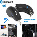 3.5mm AUX car Bluetooth wireless adapter Bluetooth 4.1 Receiver car Bluetooth Handsfree call Speaker Music Audio adapter