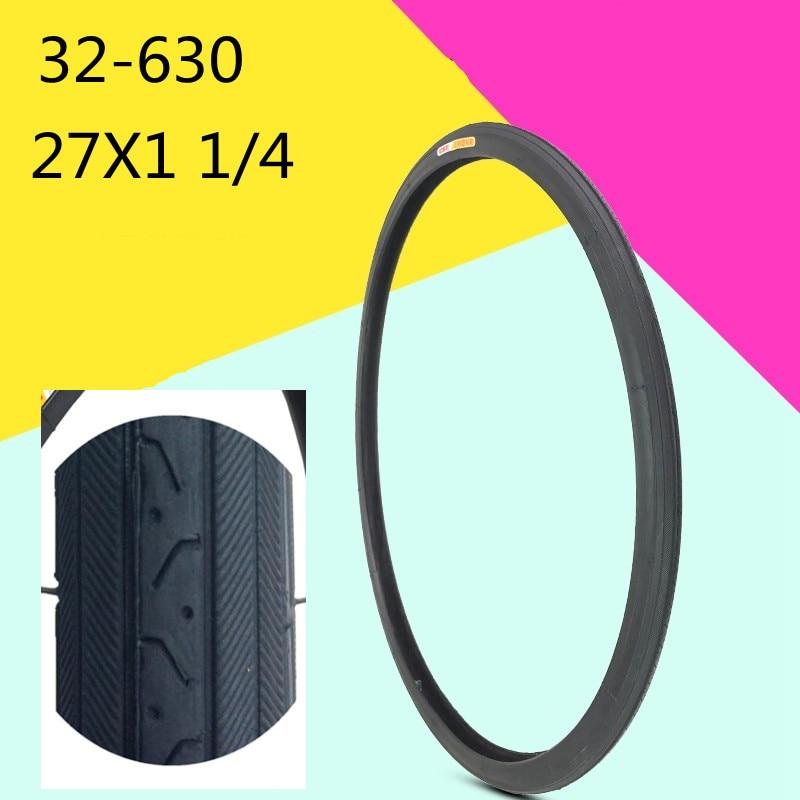 Шина 27X1 1/4 для велосипеда, шина для дорожного велосипеда-32-630