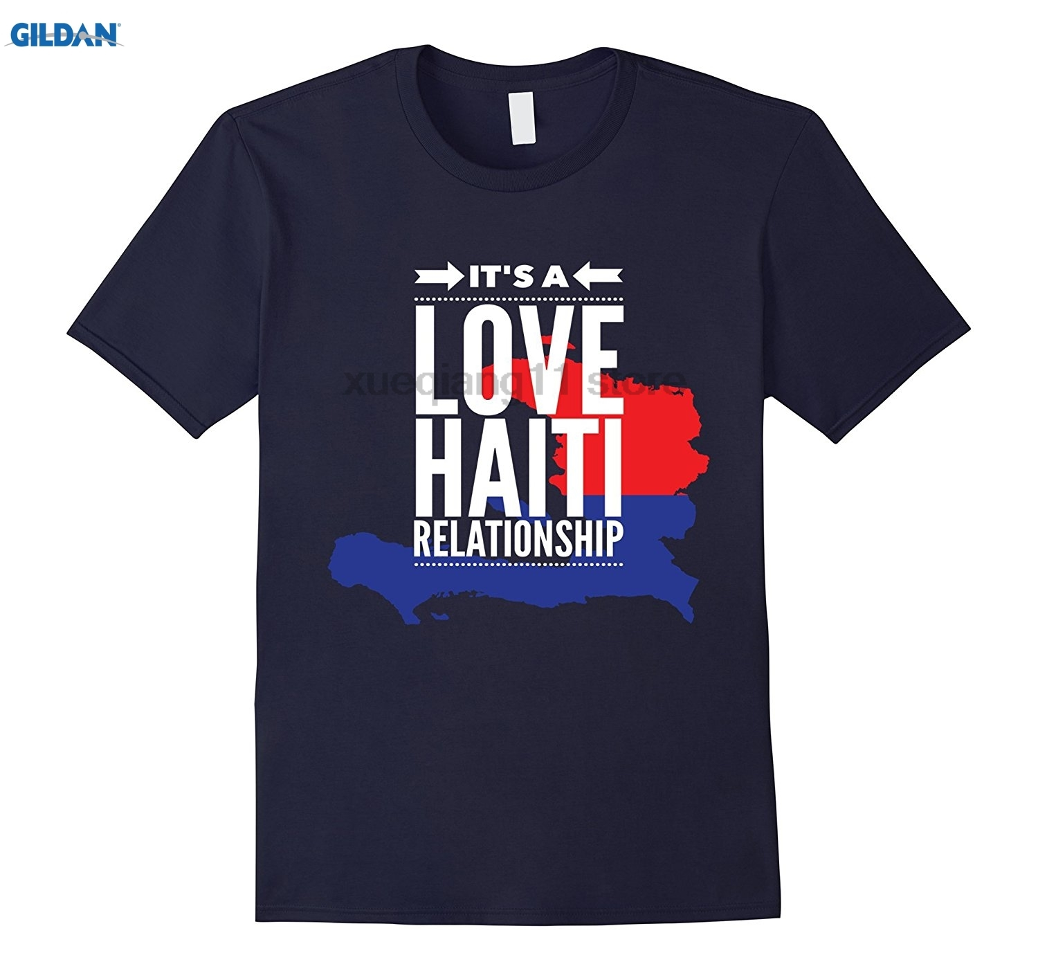 Analytical Gildan Its A Love Haiti Relationship Haitian Shirt