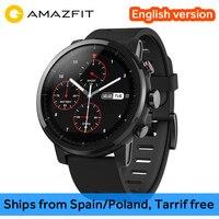 Xiaomi Amazfit Stratos 2 Смарт часы с GPS Поддерживает Pусский язык