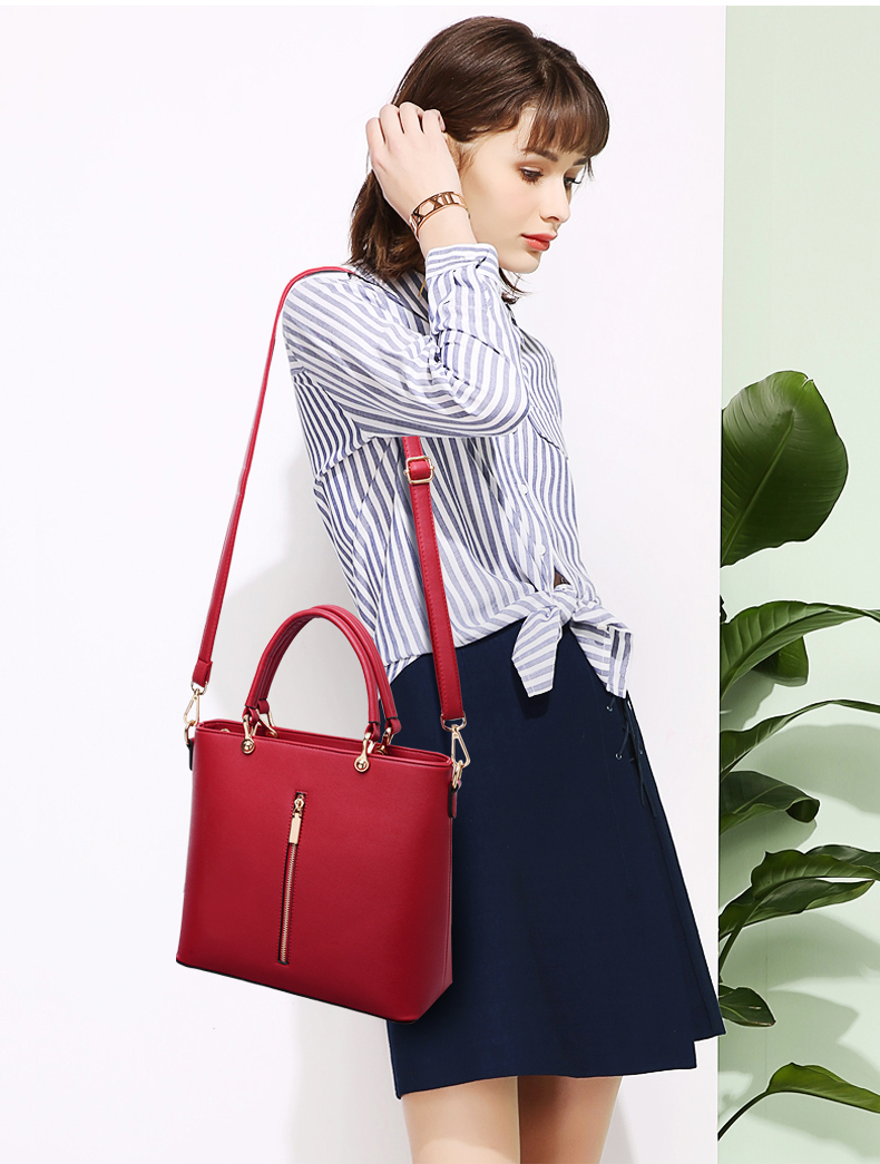 Big Designer Women Handbag Female PU Leather Bags Handbags Ladies Portable Shoulder Bag Office Ladies Hobos Bag Totes