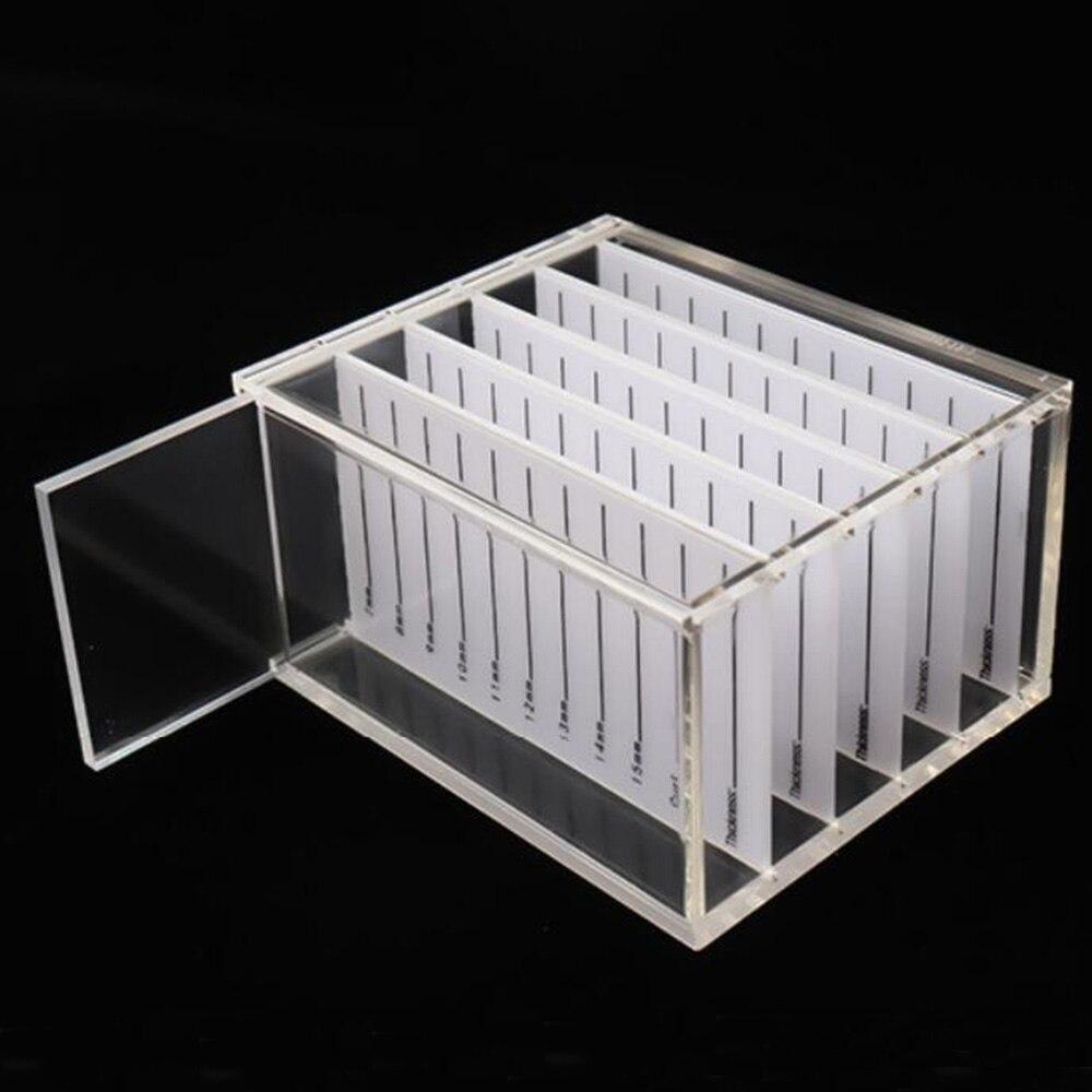 5 camadas Recipiente de Exibição Caixa De