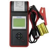 Lancol MICRO 568 12v Electrical Resistance Tester Automotive Printer Car Battery Tester CCA Car Battery Tester Analyzer