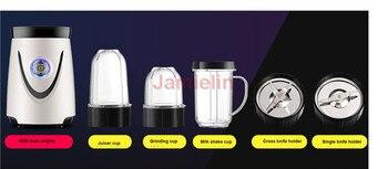Jamielin Multifunctional Coffee Grinders Grinding Mill Dry Grinding Juice Extractor Food Processor Meat Grinder 3