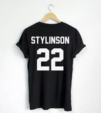 STYLINSON-Camiseta Hipster para hombre y mujer, camiseta Unisex de talla grande y Colors-A675