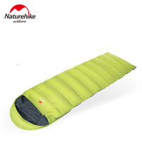 Naturehike Envelope Sleeping Bag Down Sleeping Bag Eiderdown Camping Sleeping Bag NH15S007 D