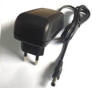 Image 3 - 8.4V 3A 5.5x2.1mm AC DC Power Supply Adattatore di Caricabatteria Per 7.2V 7.4V 8.4V 18650 agli ioni di litio Li po Batteria di Trasporto libero
