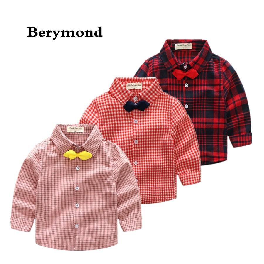 Baby Gentleman Clothes Toddler Boy Autumn Clothing Boys Polo Shirt