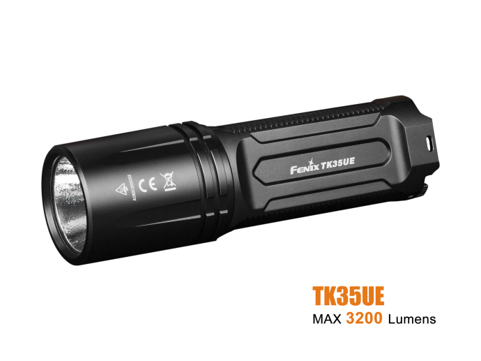 FENIX TK35UE 2018 TK35 Ultimate Edition 3200lm CREE XHP70 LED Rechargeable Flashlight