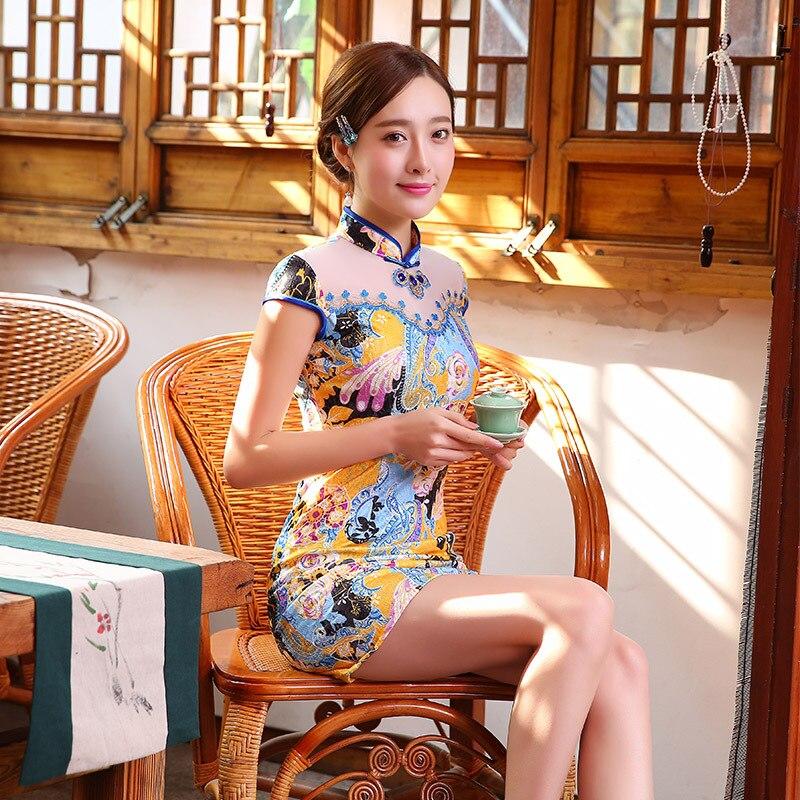 New Arrival font b Fashion b font Traditional Chinese Dress font b Women b font Lace