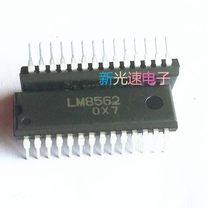 1pcs/lot LM8562 SC8562 LM 8562 DIP-28