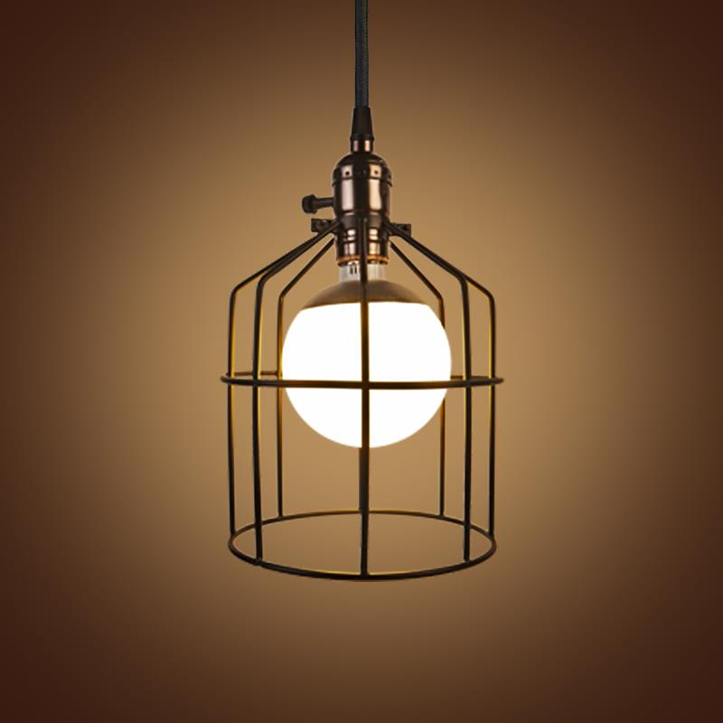 Pendant Lights For Cafes : America industrial vintage pendant light edison