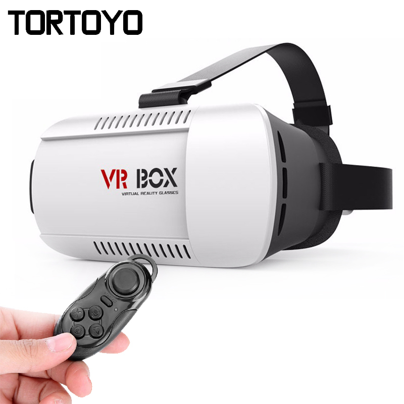 Head Mount Helmet VR Case Google Cardboard Game Gaming Movie Virtual Reality 3D Glasses for iPhone 6/6S Plus 4.7 5.5 inch
