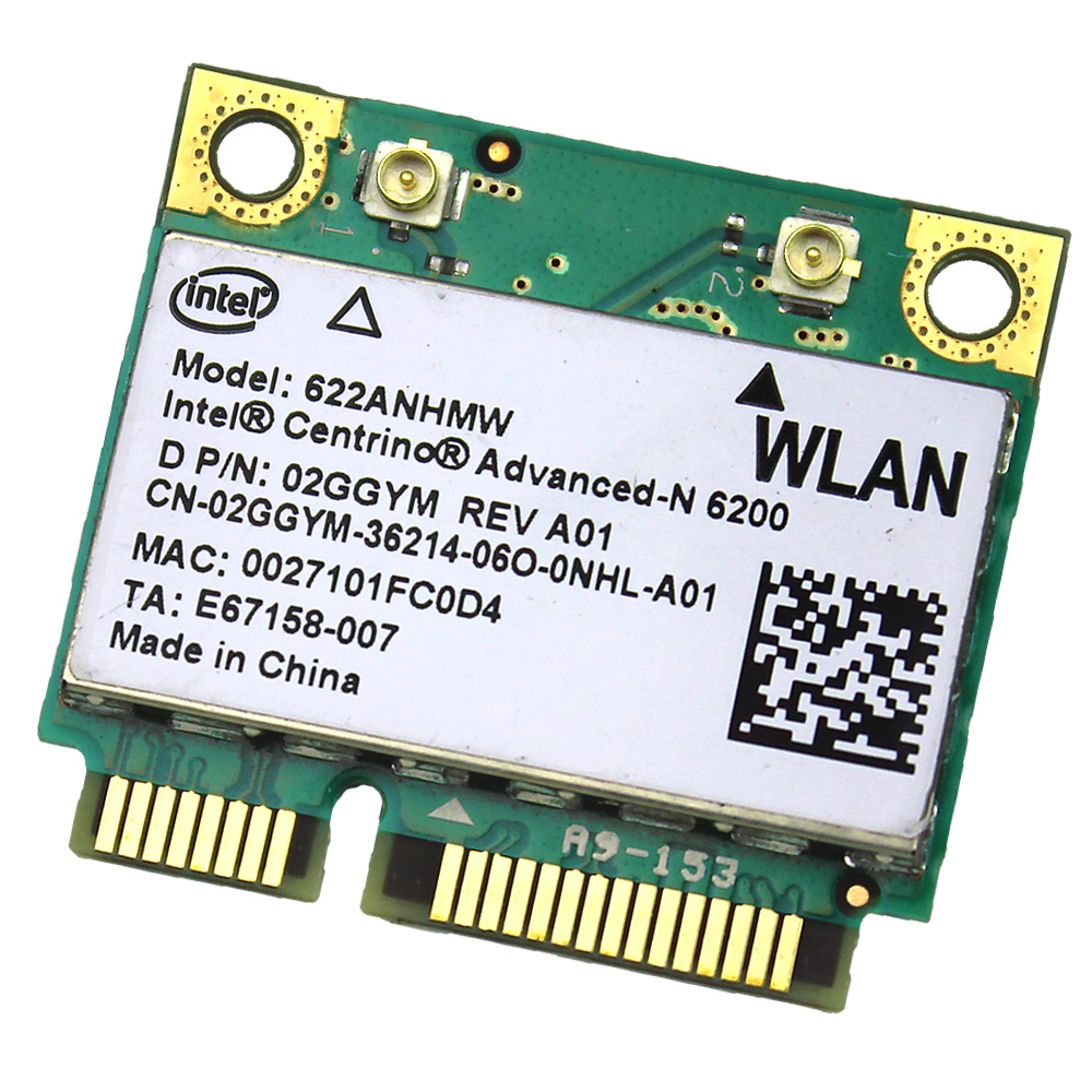 INTEL 6200 AGN DRIVERS FOR WINDOWS