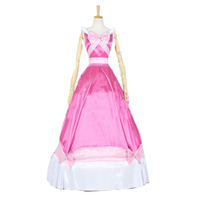 2018 Cinderella II 2 Dreams Come True Cosplay Princess Cinderella Costume