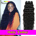 7a Grade Malaysian Virgin Hair Water Wave 10-28'' Black Friday Sale Malaysian Water Wave Hair 3pcs KBL Ocean Curly Hair Weave