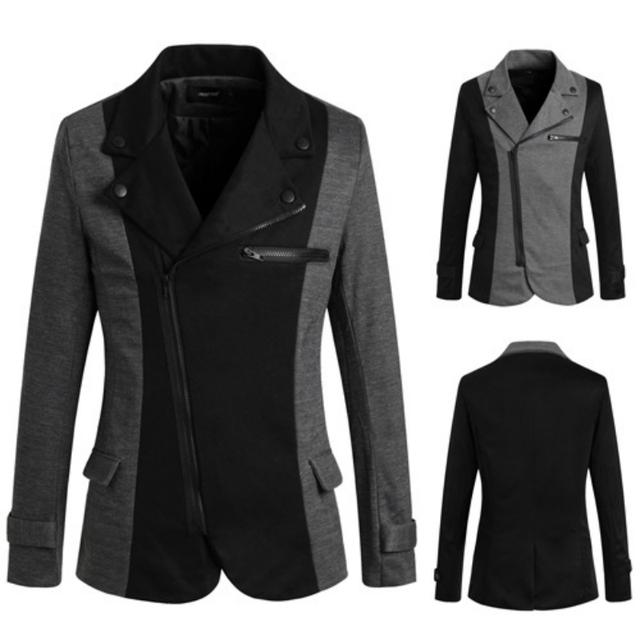 2016 nova primavera mens jaqueta blazer terno homens casuais blazers slim fit jaqueta de algodão jaqueta de terno homens blazer masculino