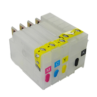 Cho Hp711 Mực bơm lại hộp mực rỗng cho máy in HP T120 T520 trên chất lượng cao