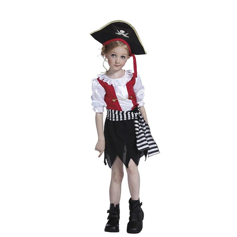Cute Baby Girls Dress Cosplay Halloween Costume Skull ...
