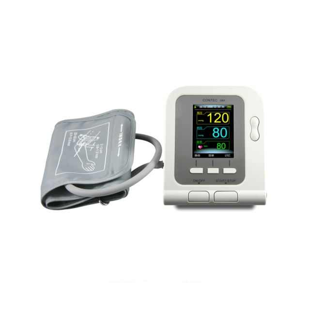 CE FDA Blutdruckmessgerat + Erwachsene mit,arm NIBP,USB PC 소프트웨어, CONTEC08A