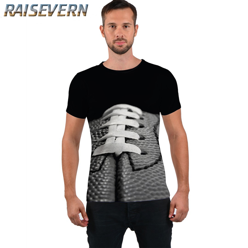 RAISEVERN Brand Funny T shirt 3D Print Shoe Tie Clothes Hip Hop Shirts Harajuku Tshirt Clothing Tops Men Funny 3d t-shirt