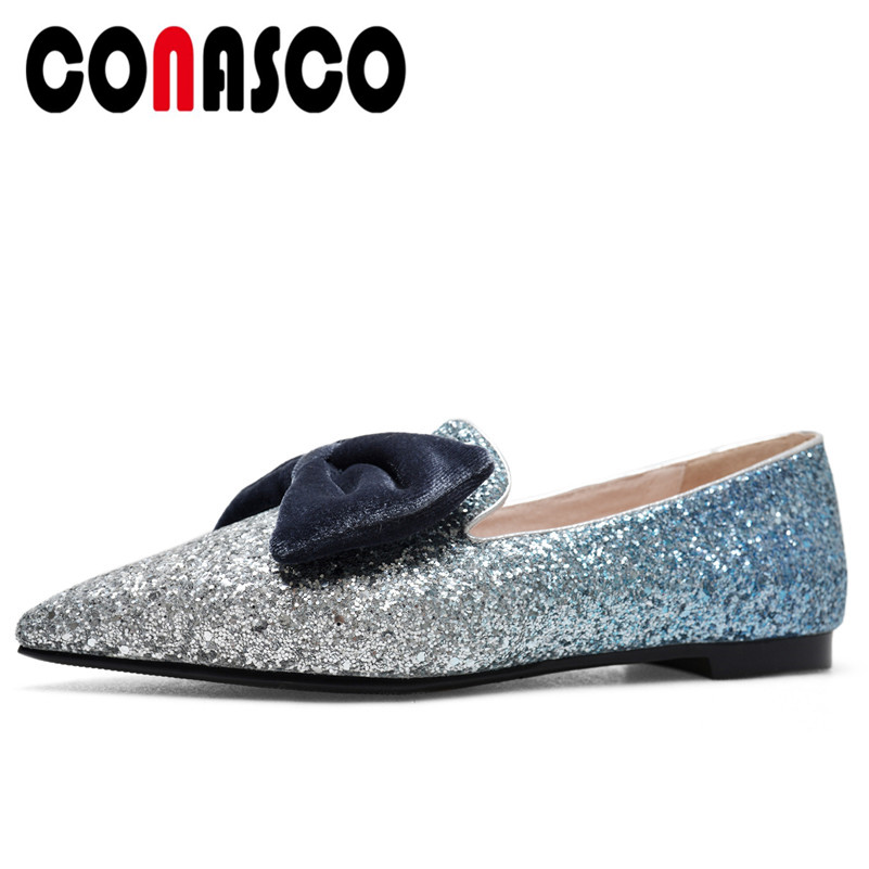 5917b1f0b7 Zapatos-bajos-b-sicos-de-Mujer-de-Nueva-llegada-de-CONASCO-con-nudo-de-mariposa-zapatos.jpg