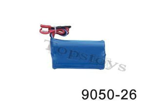 DH 9050-26 battery 1500mAh Shuang Ma 9050 RC helicopter Double Horse DH9050 spare parts