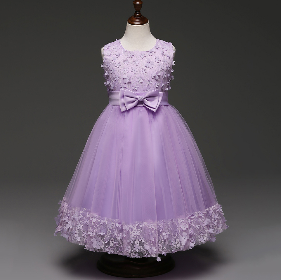Children Gowns For Wedding: Children Formal Gowns For Princess Wedding Party Dress Age