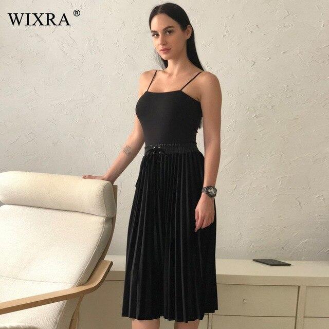WIXRA Basic Spaghetti Strap Bodysuits Sexy Backless fit Romper Bodysuit  Slim Skinny Tight Jumpsuit Undershirt Playsuits c8d034c57