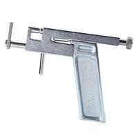 Mechanisch Design Einweg Sicher Piercing Pistole Box Stift Ohrringe Spiegel Einzeln Verpackt Und Sterilisiert Einfach Zu Bedienen