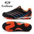 TIEBAO Professional Soccer Cleats Children Kids Chuteiras Futebol TF Soles Football Boots Training Sneakers Size 36-43