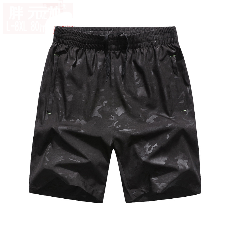 Beach Summer 2019 New Mens Camouflage Shorts Plus SIZE L-6XL 7XL 8XL 60-140KG FIT Waist 29-52 Inch 92% Polyester Board