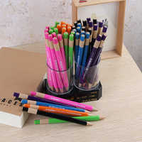 free shipping 48pcs/box 0.9mm automatic pencils high quality mechanical pencil propelling pencil 0.9mm auto pencil Drawing pen