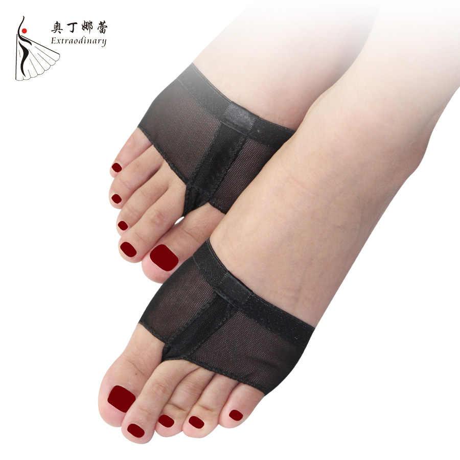 1 Pair Professional Belly//Ballet Dancing Socks Toe Pad Practice Shoes Foot Thong