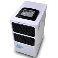 freeshipping 650w power electric dehumidifier 58L/24h, 6L water tank,Automatic defrosting, can dry clothes